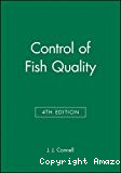 Control of fish quality.