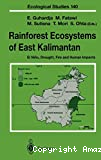 Rainforest ecosystems of East Kalimantan. El Niño, drought, fire and human impacts