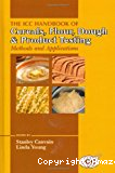 The ICC handbook of cereals, flour, dough & product testing. Methods and applications.