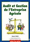 Audit et gestion de l'entreprise agricole