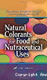 Natural colorants for food and nutraceutical uses.