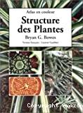 Atlas en couleur, structure des plantes