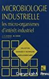 Microbiologie industrielle