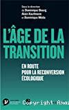 L'âge de la transition