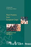 Plant proteins from european crops. Food and non-food applications - Conference.