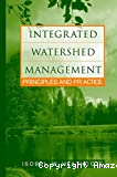 Integrated watershed management. Principles and practice