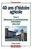 Réformes et mondialisation inévitables, 1981-1993