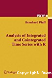 Analysis of intergrated and cointegrated time series with R