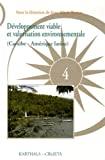 Développement viable et valorisation environnementale
