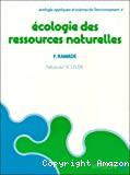 Ecologie des ressources naturelles