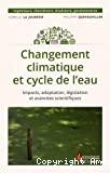 Changement climatique et cycle de l'eau