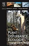 Plant disturbance ecology : the process and the response.