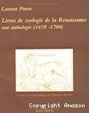 Livres de zoologie de la Renaissance