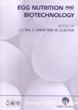 Egg nutrition and biotechnology.