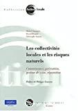 Les collectivités locales et les risques naturels