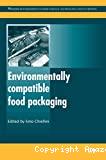 Environmentally compatible food packaging.