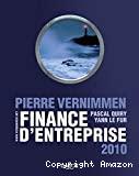 Finance d'entreprise 2010