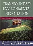 Transboundary environmental negociation