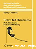 Heavy-Tail phenomena. Probabilistic and statistical modeling