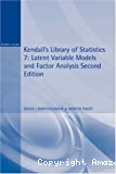Latent variable models and factor analysis. Second edition.