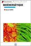 Bioénergétique