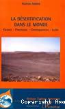 La désertification dans le monde