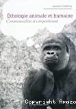 Ethologie animale et humaine