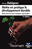 Mettre en pratique le développement durable