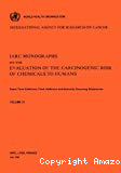 IARC monographs on the evaluation of the carcinogenic risk of chemicals to humans : some food additives, feed additives and naturally occurring substances 19-26 oct. 1982. Lyon
