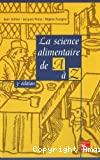 La science alimentaire de A à Z
