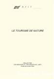Le tourisme de nature