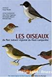 Les oiseaux du Parc naturel régional du Haut-Languedoc
