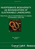 Invertebrate Biodiversity as Bioindicators of Sustainable Landscapes