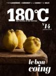 180°C, n° 14 - automne 2018 - Le bon coing