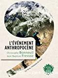 L' événement anthropocène