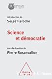 Science et démocratie