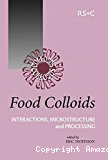 Food colloids. Interactions, microstructure and processing.