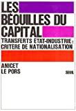 Les bequilles du capital