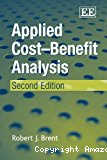Applied cost-benefit analysis.