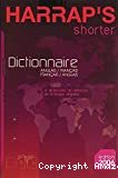Harrap's shorter. Dictionnaire Anglais-Français / Français-Anglais.