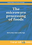 The microwave processing of foods.