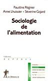 Sociologie de l'alimentation
