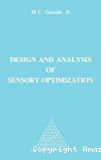 Design and analysis of sensory optimization.