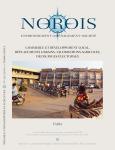 Commerce et développement local, déplacements urbains, valorisations agricoles, découpages électoraux
