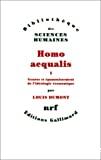Homo aequalis. I. Génèse et épanouissement de l'idéologie économique.