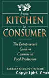From kitchen to consumer : the entrepreneur's guide to commercial food production.