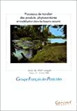 Processus de transfert des produits phytosanitaires et modélisation dans les bassins versants