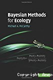 Bayesian methods for ecology.