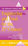 Engineering and food for the 21st century - 8th international conference on engineering and food. ICEF-8 (09/04/2000 - 13/04/2000, Puebla, Mexique).