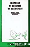 Richesse et pauvreté en agriculture